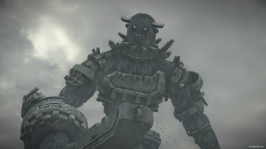 Shadow of the Colossus (2018): Скриншоты с трейлера 3
