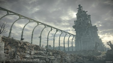 Shadow of the Colossus (2018): Скриншоты с трейлера 5