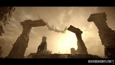 Shadow of the Colossus (2018): Встроенный фоторежим в действии 1
