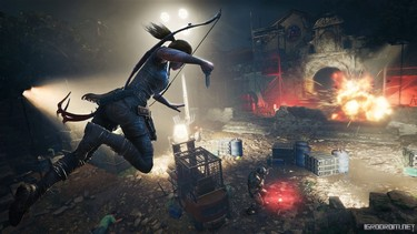 Shadow of the Tomb Raider: Игра выйдет на macOS и Linux