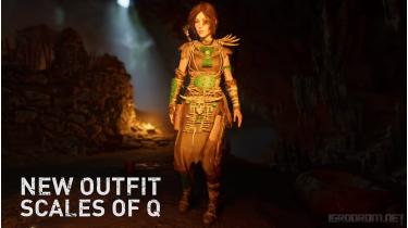 Shadow of the Tomb Raider: Трейлер и подробности DLC «Кошмар» 5652