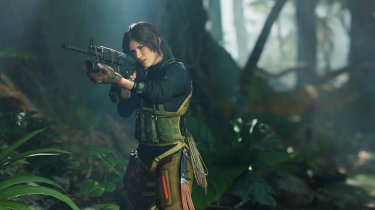 Shadow of the Tomb Raider: Вышло дополнение The Forge