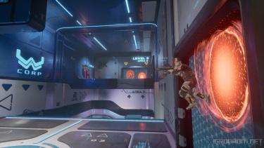 Видео: сетевой шутер Splitgate: Arena Warfare выйдет 22 мая 2