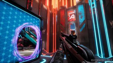 Видео: сетевой шутер Splitgate: Arena Warfare выйдет 22 мая 6
