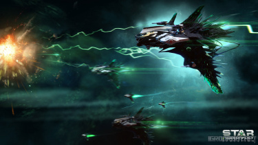 Онлайн экшен Star Conflict получил новое обновление