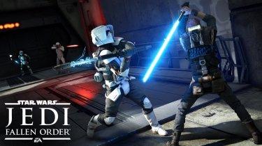 15 хвилин геймплею екшену Star Wars Jedi: Fallen Order