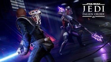 Опубліковано геймплейне демо Star Wars Jedi: Fallen Order