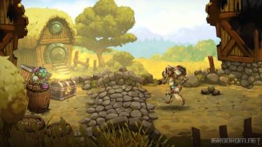 SteamWorld Quest: Hand of Gilgamech выйдет 25 апреля