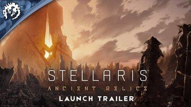 В DLC для Stellaris можно искать артефакты древних цивилизаций
