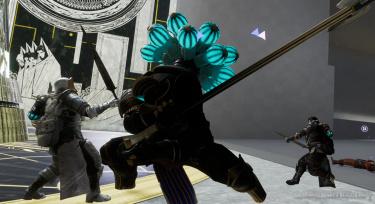 Начался открытый тест боевика Swords of Gargantua