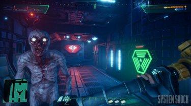 Показан игровой процесс ремейка System Shock