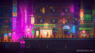 Відео: 14-хвилинний геймплей кіберпанку Tales of the Neon Sea 6367