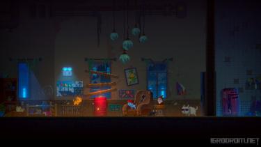 Видео: 14-минутный геймплей киберпанка Tales of the Neon Sea 6