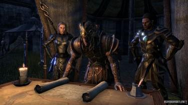 Bethesda розповіла про некроманта у The Elder Scrolls Online