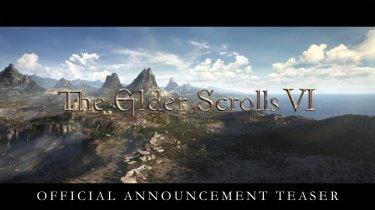The Elder Scrolls VI: Состоялся анонс