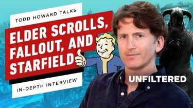 Тодд Говард: «В The Elder Scrolls VI будут играть на протяжении 10 лет»