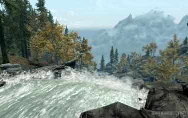 Мод для The Elder Scrolls V: Skyrim пропонує реалістичне плавання