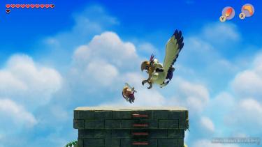 Геймплей и трейлер ремейка The Legend of Zelda: Link's Awakening 1