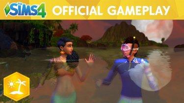 EA устроила прогулку по городу Сулани из DLC к The Sims 4