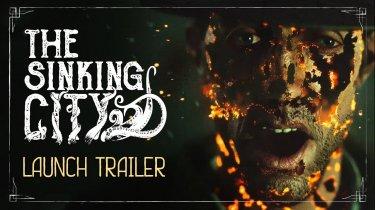 Опубліковано релізний трейлер The Sinking City