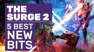Появилось 11-минутное геймплейное видео The Surge 2