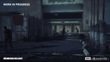 The Walking Dead Onslaught предложит больше «Ходячих мертвецов» 1
