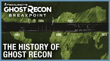 Новое видео Ubisoft к анонсу Tom Clancy's Ghost Recon Breakpoint