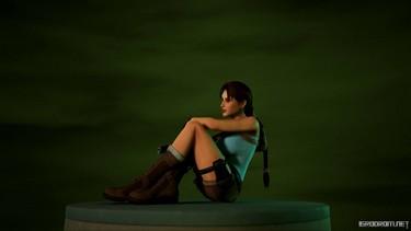 Tomb Raider: The Dagger of Xian: Лара Крофт в игре 4