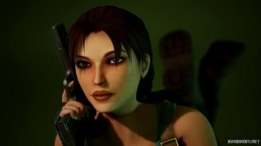 Tomb Raider: The Dagger of Xian: Лара Крофт в игре 1