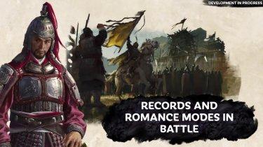 Режим Records в стратегии Total War: Three Kingdoms