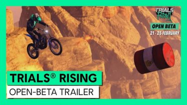 Завтра почнеться відкрите бета-тестування гри Trials Rising