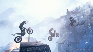 Завтра начнется открытое бета-тестирование игры Trials Rising