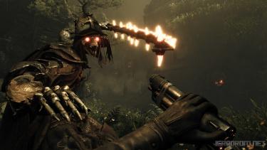 Опубліковані нові скріншоти похмурого хоррора Witchfire