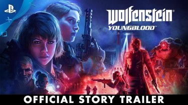 Появился геймплейный трейлер Wolfenstein: Youngblood