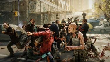 Saber Interactive здивована продажами World War Z за межами США