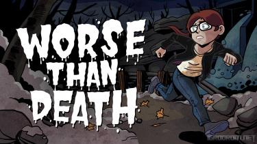 Бенджамин Риверс анонсировал рисованный триллер Worse Than Death